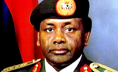 List of states to benefit from $322m Abacha loot