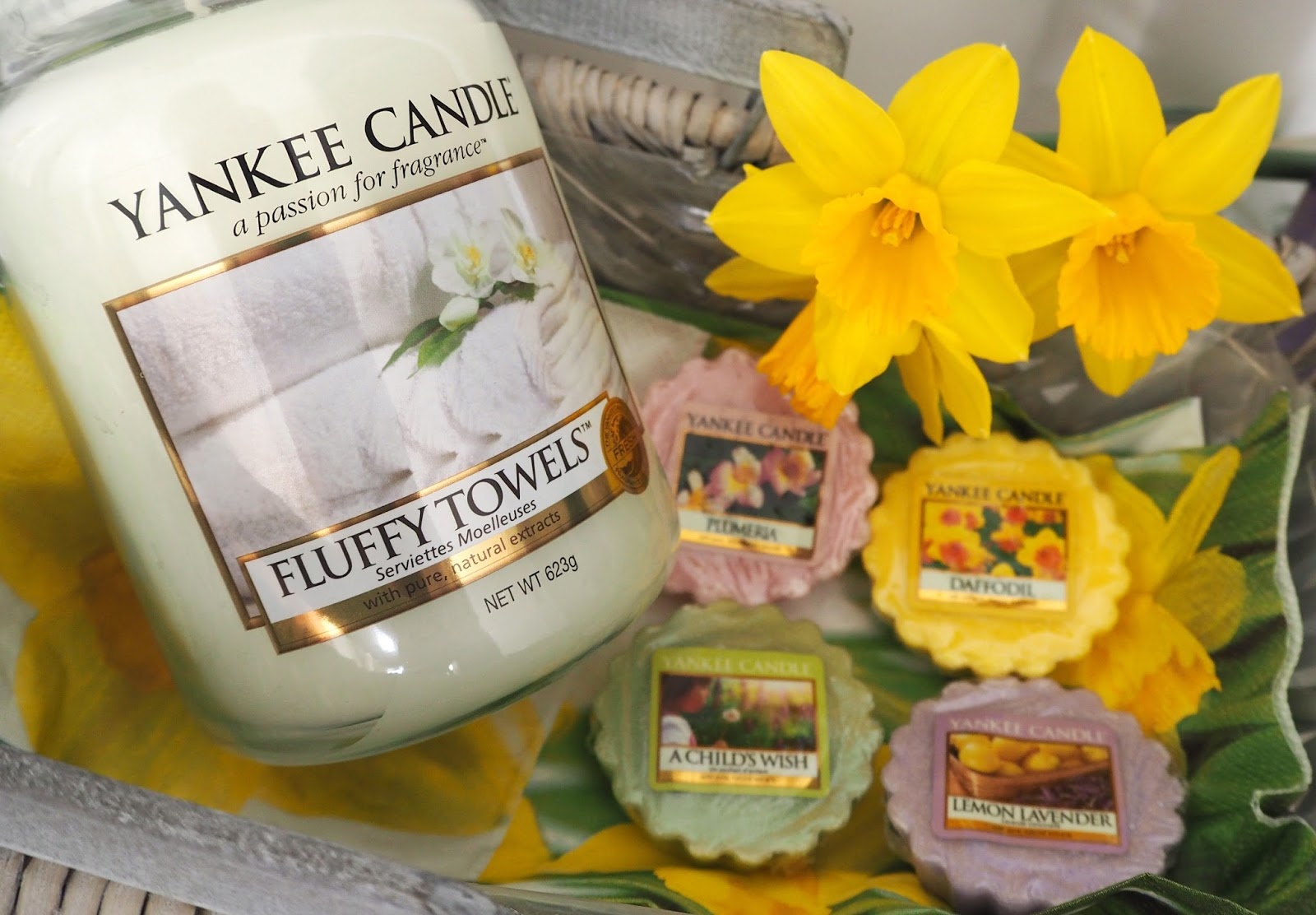 Spring Candles | Katie Kirk Loves