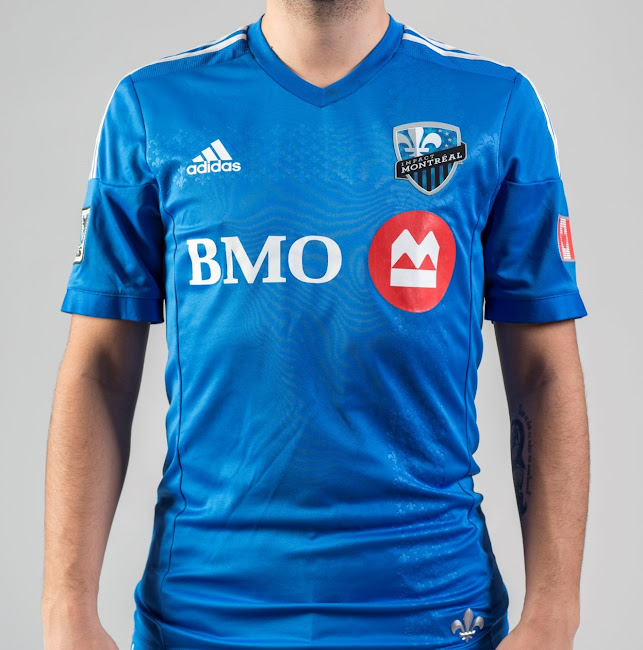 watch c3878 3d81f Montréal Impact 2014 Home Jersey Released - Footy Headlines