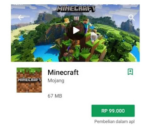 permainan minecraft super enteng