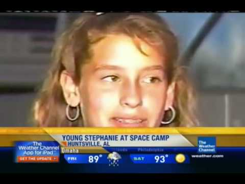 Famous Floridian Friday: The Weather Channel's Stephanie ...