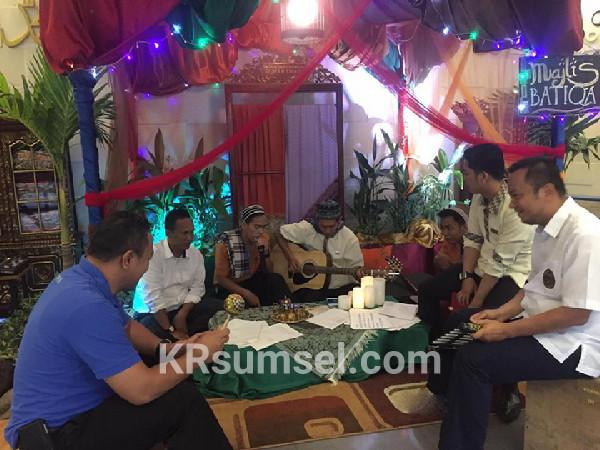 Uniknya Suasana Berbuka Puasa di Kampoeng Arab BATIQA