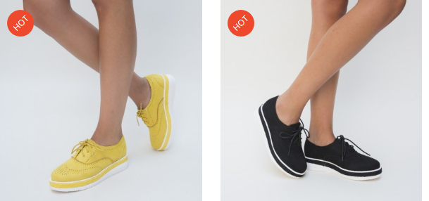 Pantofi casual piele eco intoarsa de dama negri, glabeni moderni
