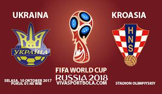 Prediksi Ukraina vs Kroasia 10 Oktober 2017