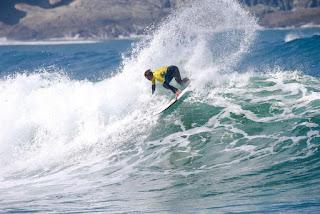 14 Leonardo Fioravanti ITA Pantin Classic Galicia Pro foto WSL Laurent Masurel