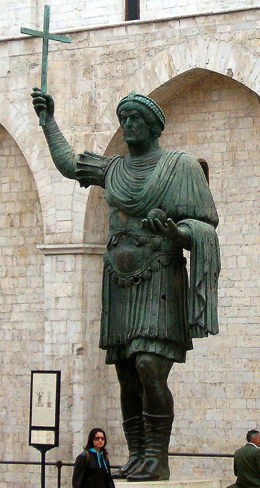 a biography of heraclius His work on heraclius is a great use as much of this history would have been   muslim world with smaller sections on the history of the world before the coming.