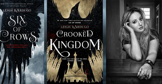 Friday Faves: Six of Crows Set by Leigh Bardugo
