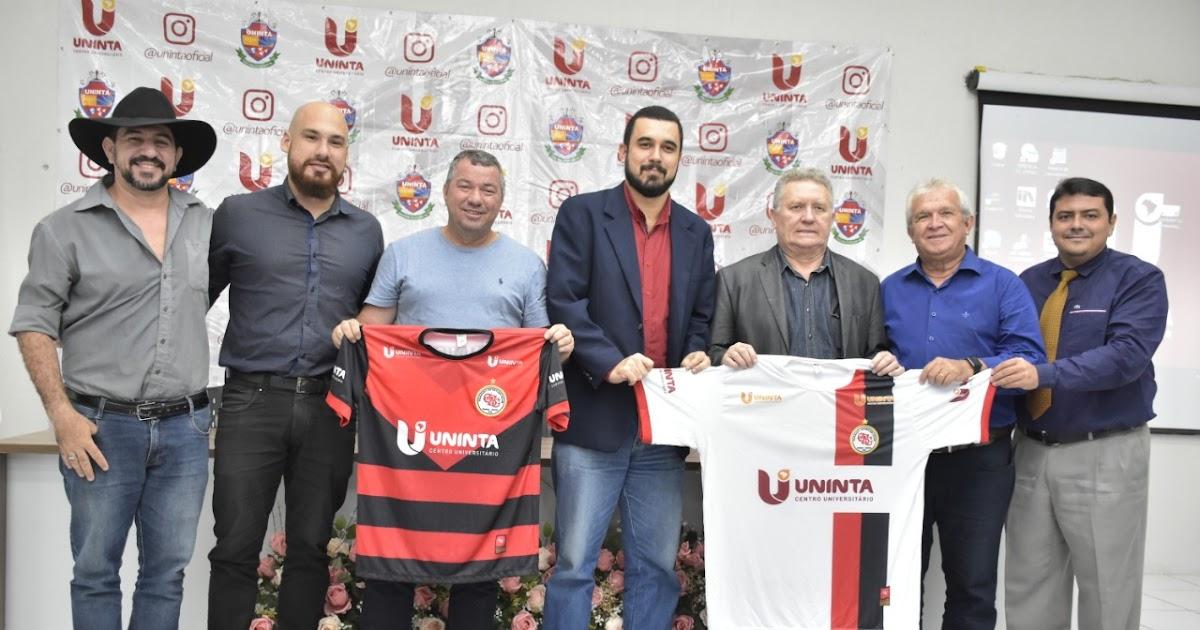 Resultado de imagem para Guarany S.C / UNINTA apresenta novo Diretor de Futebol e Calendário para o segundo semestre de 2019