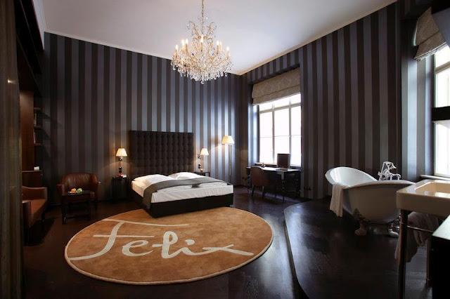 Escolha um hotel bom e romântico em Viena