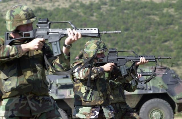 Ρωσία: Μοναδική απειλή για την ΠΓΔΜ είναι ο Στρατός του Κοσόβου