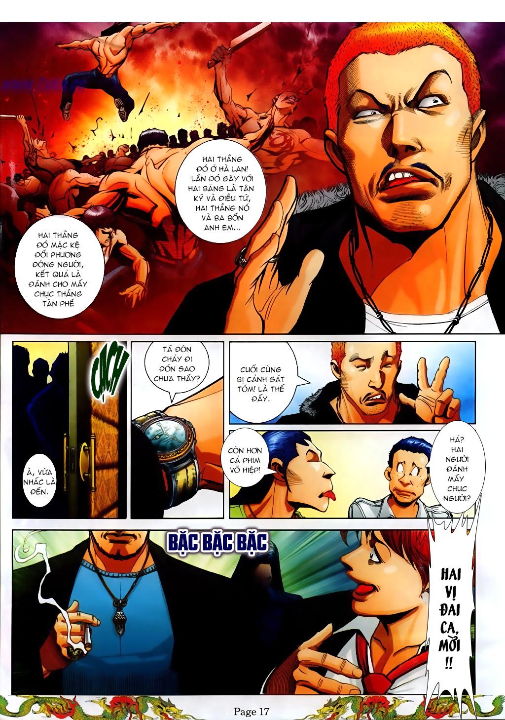 Người Trong Giang Hồ Chap 772 - Truyen.Chap.VN