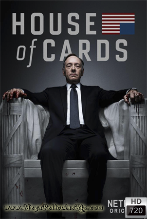 House of Card Temporada 1 720p Latino
