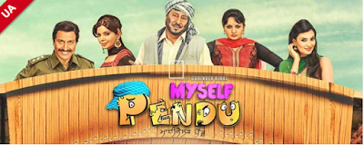 Myself Pendu Punjabi (2015) Movie Download HQ 300mb