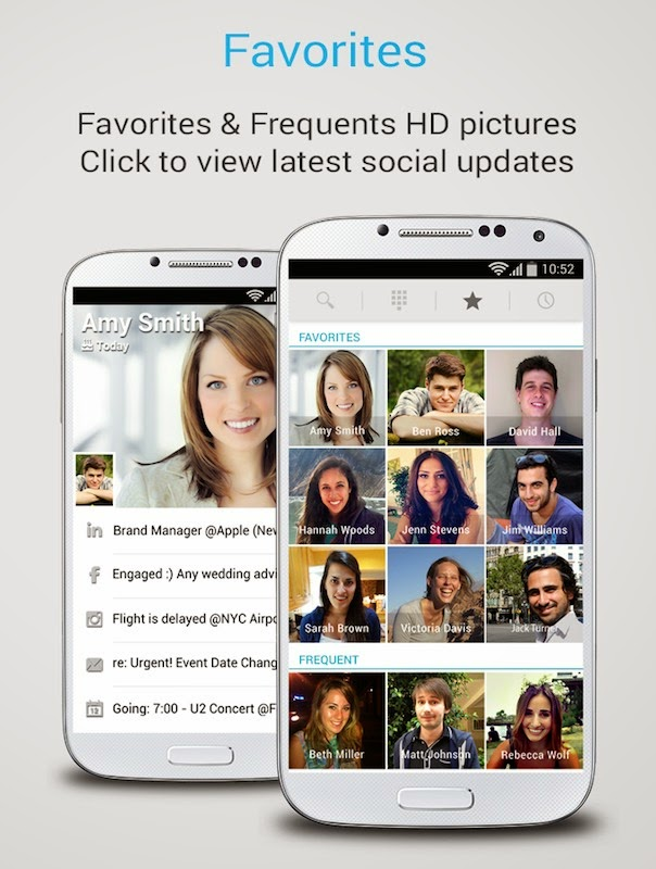 Best Dialer and Address Book Replacement Apps for Android   TechSource