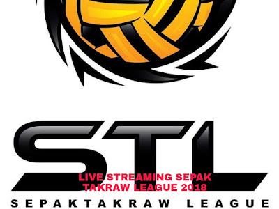 Live Streaming Liga Sepak Takraw (STL) 2018 Online