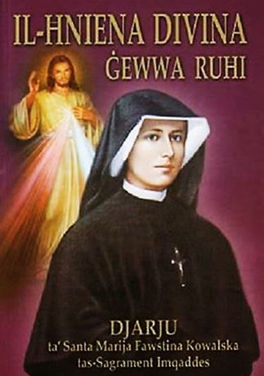 Part 1 of 4 - DIARY OF SAINT FAUSTINA KOWALSKA