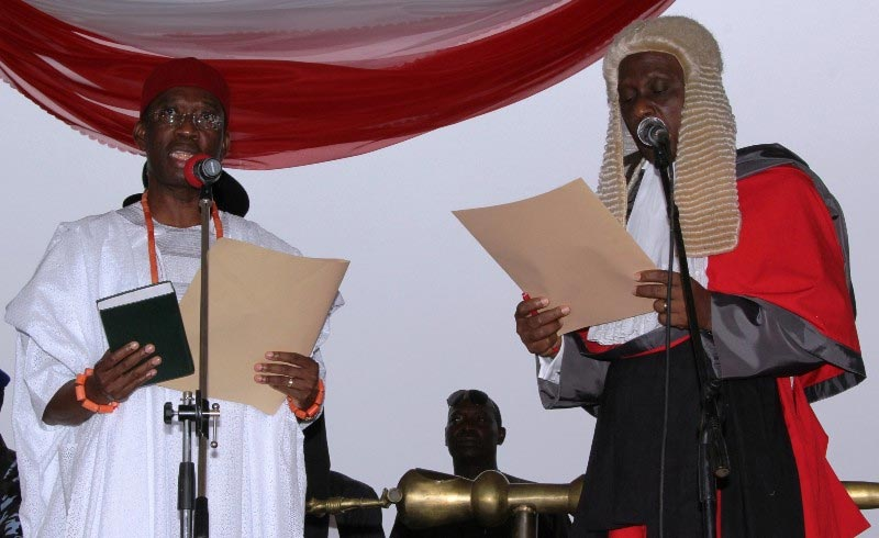 Delta State chief judge: Nigerian youths are wasting their productive years in prison