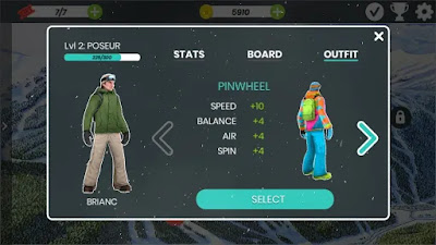 Snowboard Party Aspen MOD APK