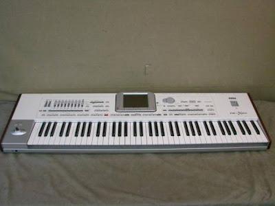 Keyboard Korg PA2X Pro ~ Elektronic88