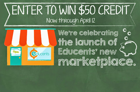 Educents Marketplace Launch Giveaway