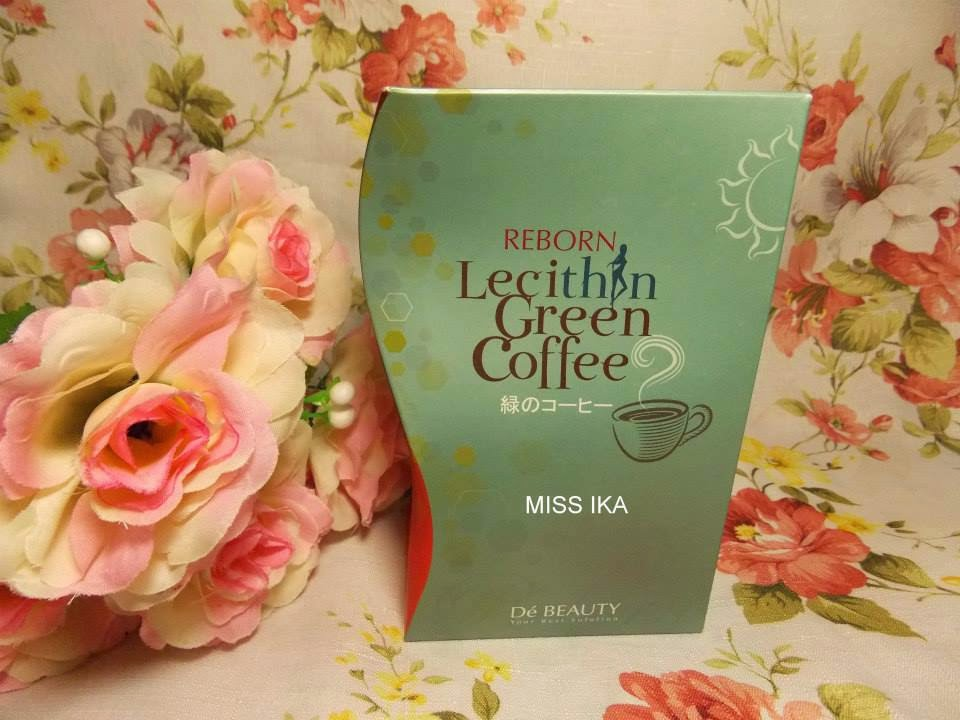 REBORN LECITHIN GREEN COFFEE