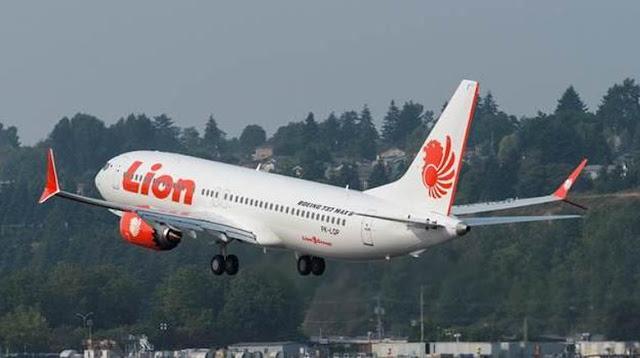 Hasil Terbaru dari KNKT: Sensor AOA Lion Air PK-LQP Rusak