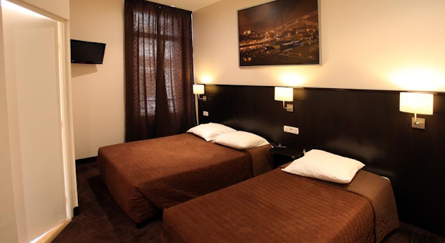 Hotel Trocadero em Nice