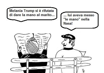 Trump Nasa
