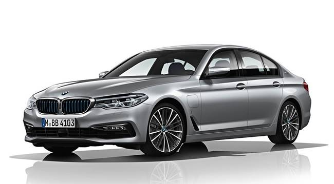 2017 BMW 5 Series 530e iPerformance