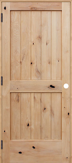 image result for Pacific Entries knotty alder rustic interior door