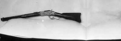 The first gun in America.