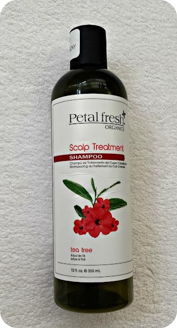 Organiczny szampon z olejkiem herbacianym