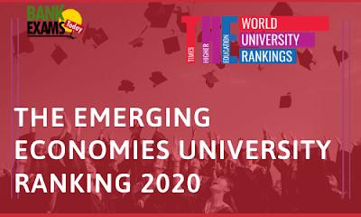 The Emerging Economies University Ranking 2020