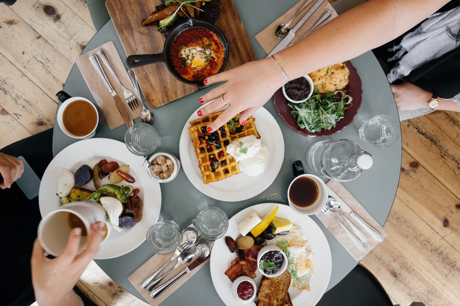 , Five Reasons Why You Should Meal Plan #GiveUpBinningFood