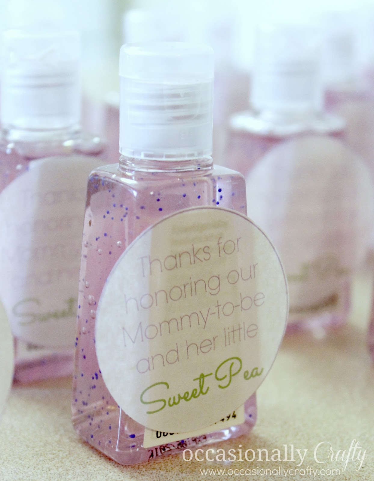 Tags Works Pea And Sweet Favor Baby Shower Body Bath 10