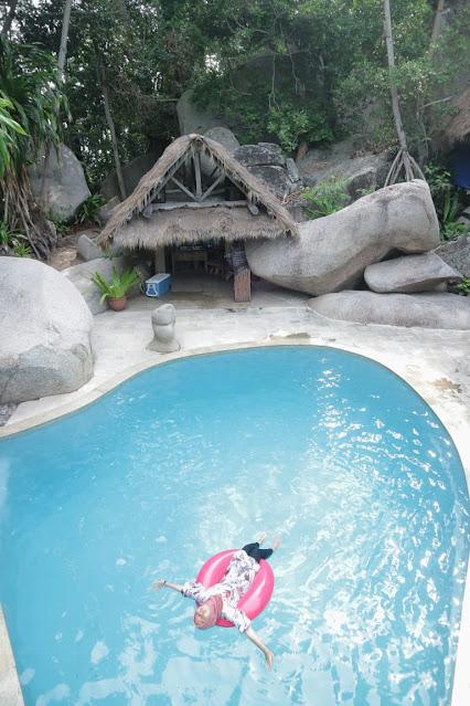 pool pangkil island