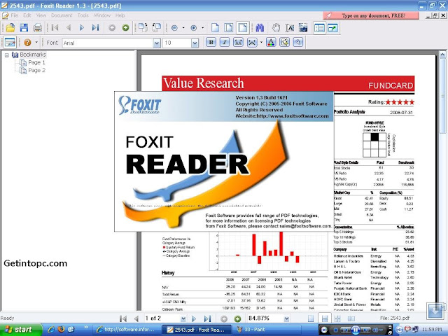 Foxit Reader Terbaru 7.3.4.0311 Final 2016