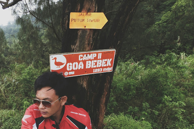 Camp Goa Bebek Gunung Puthuk Siwur