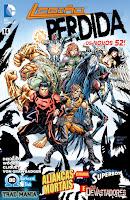 Os Novos 52! Legião Perdida #14