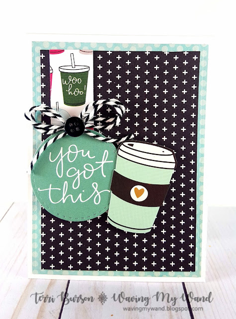 Day 5 - Coffee Loving Card makers Summer Blog Hop