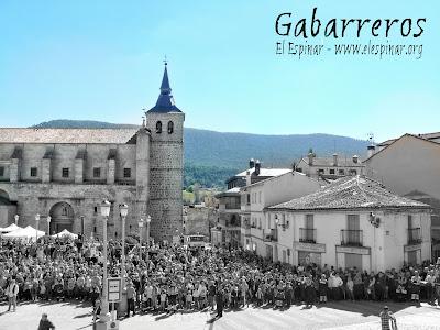 GABARREROS 2019 - EL ESPINAR (SEGOVIA)