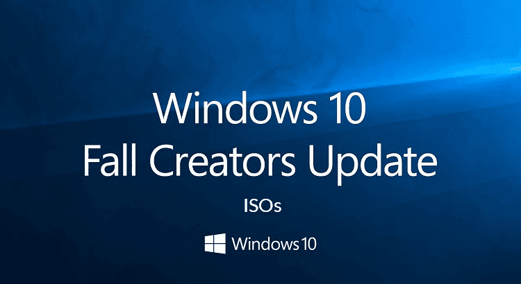Windows 10 Version 1709 (Updated Sept 2017) ISOs Build 16299.15