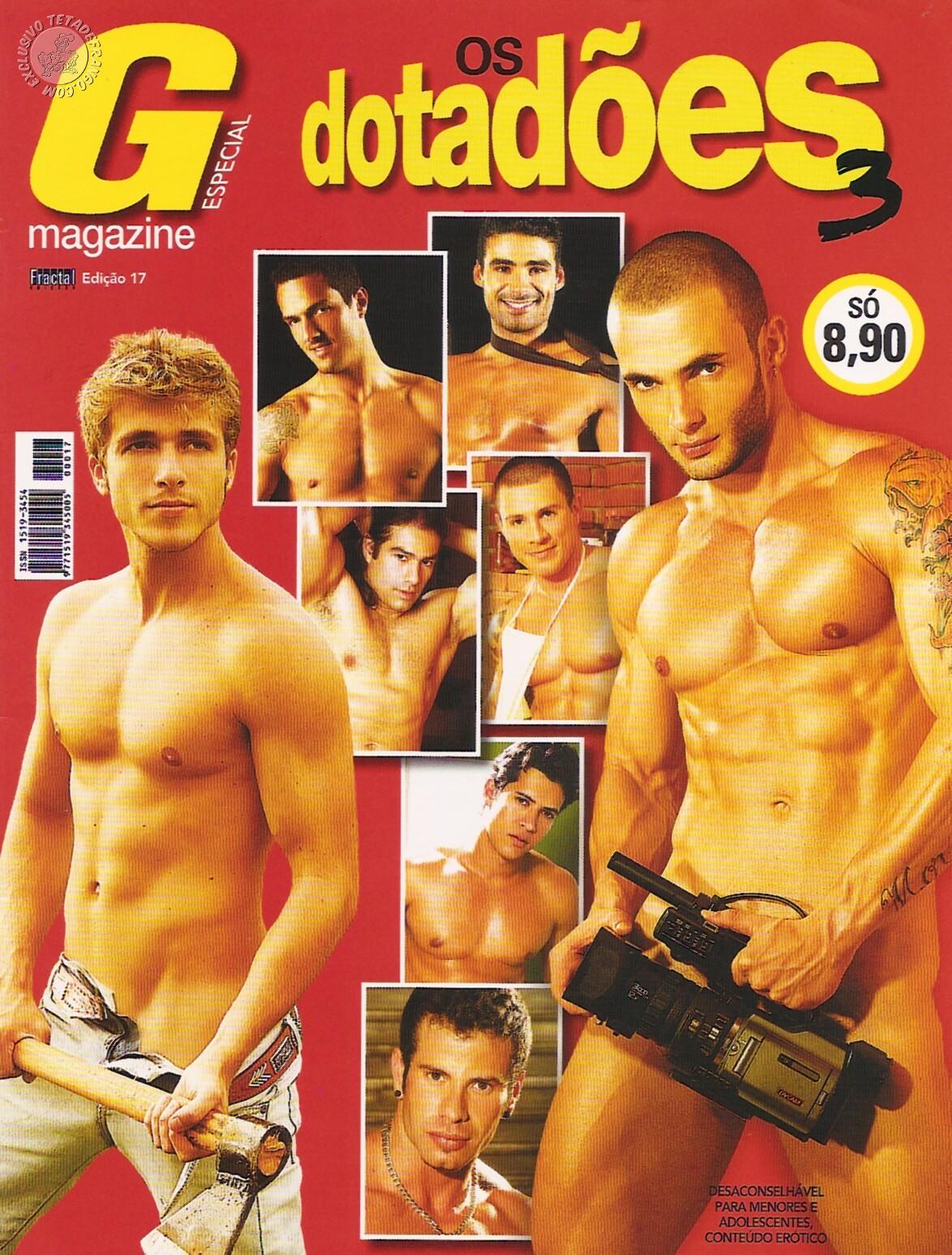 G Magazine - Os Dotadões