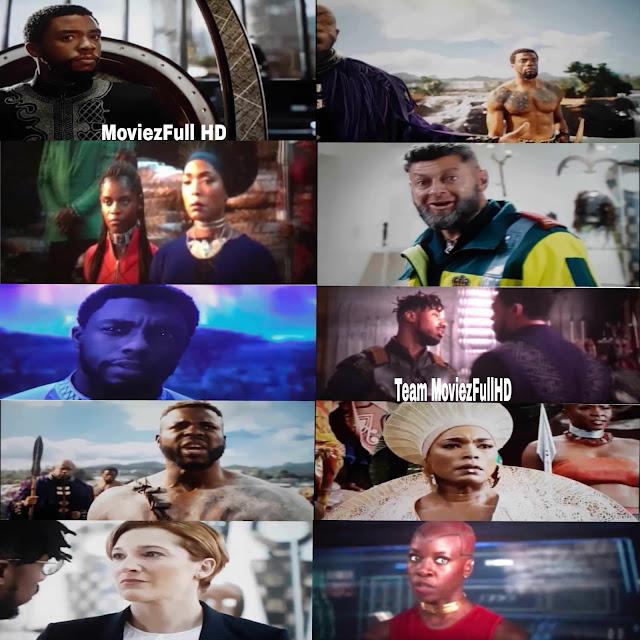 Black Panther 2018 HDCAM 780MB Movie Download In Hindi