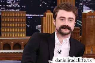 Daniel Radcliffe on The Tonight Show starring Jimmy Fallon
