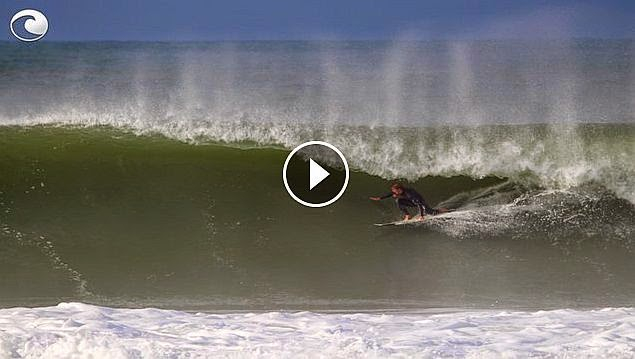 A Shorebreak Episode - Las Landas