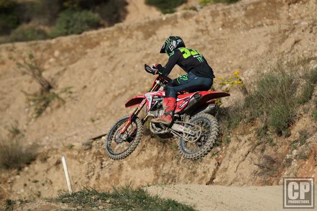 Κουζής και Γεωργαντάς επικρατούν στα προκριματικά του 2ου αγώνα του Πανελληνίου Πρωταθλήματος Motocross στο Άργος