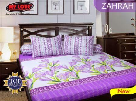My love motif Zahrah