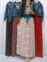 Maxi Korea + Cardi Jeans SOLD OUT