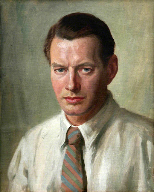 Frank Jameson, Self Portrait, Portraits of Painters, Fine arts, Jules Cyrille